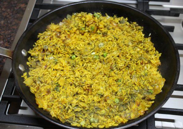 Cajun Pork Dirty Rice