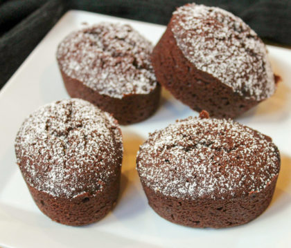 Chocolate Friands