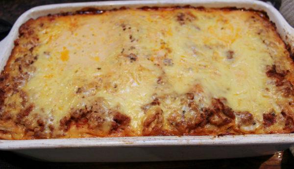 Simple, Easy Lasagne