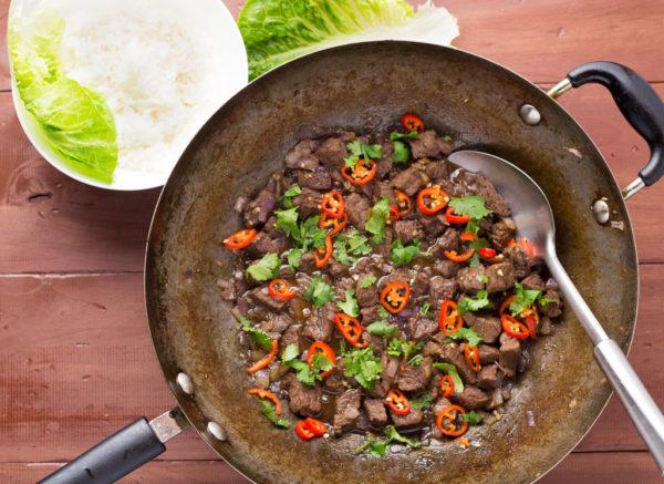 Vietnamese Caramel Beef