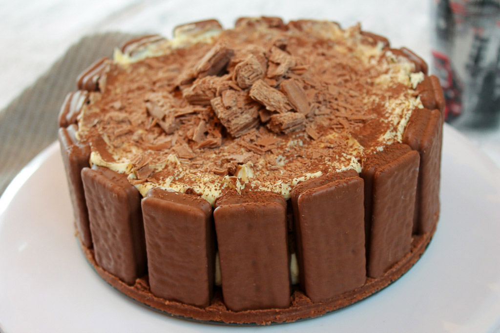 What Is A Tim Tam Cake