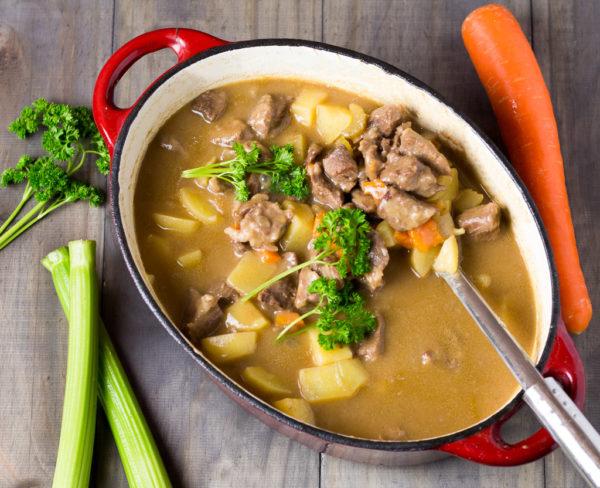 Home Style Lamb Casserole